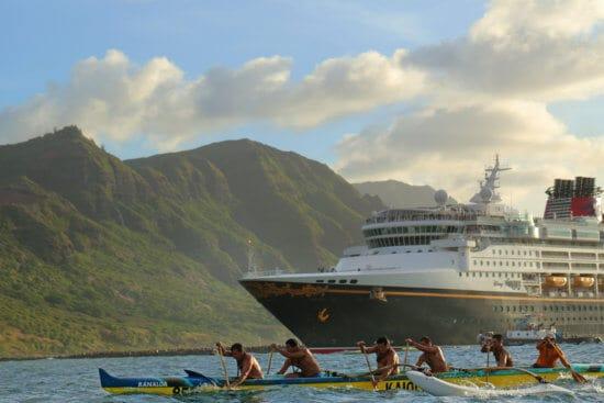 Disney Cruise Line In Hawaii