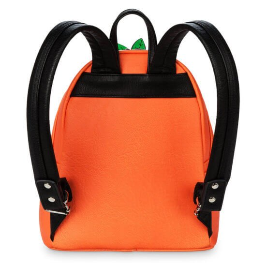 Orange Bird Mini Backpack