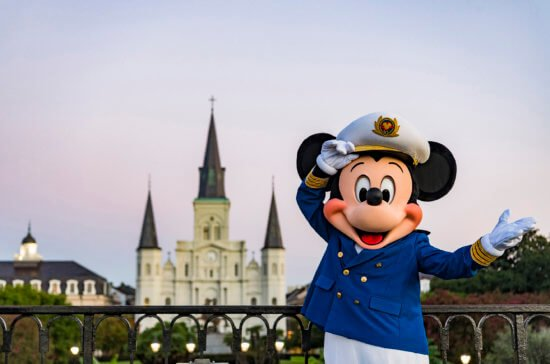 Disney Cruise Line 2021 itineraries