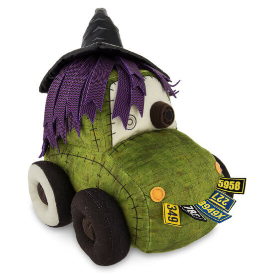 Scary Scarecare halloween Plush from Cars Land