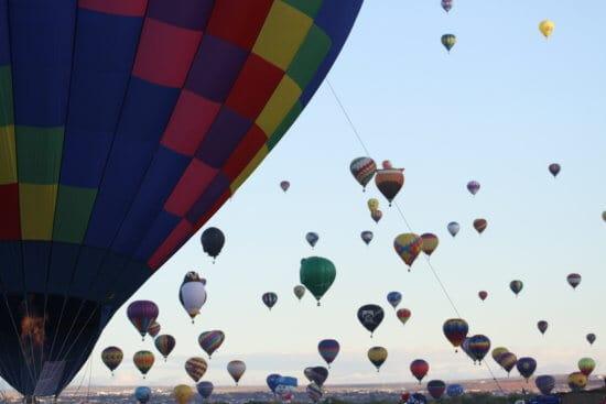 Albuquerque International Balloon Fiesta 2018