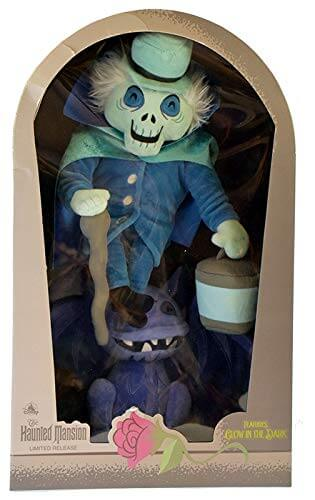 Haunted Mansion HatBox Ghost Glow Limited Plush