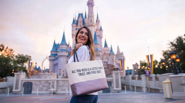 Shopping in Walt Disney World