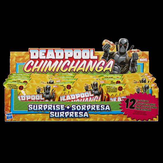 Deadpool chimichanga Surprise Packs
