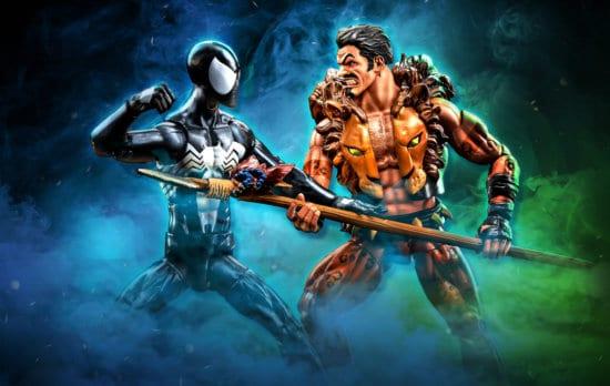 Marvel Kraven & Spider-Man