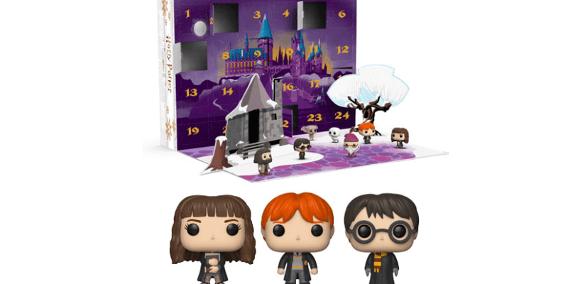 Harry Potter avent calendar