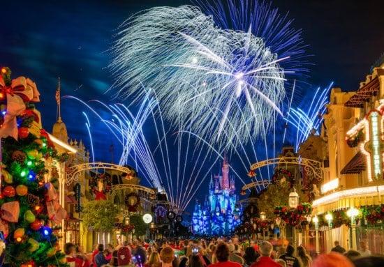 disney world fireworks