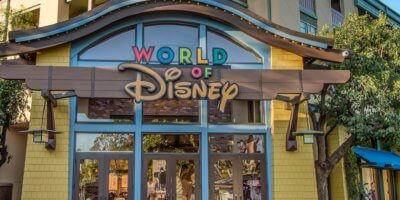 World of Disney at the Downtown Disney District