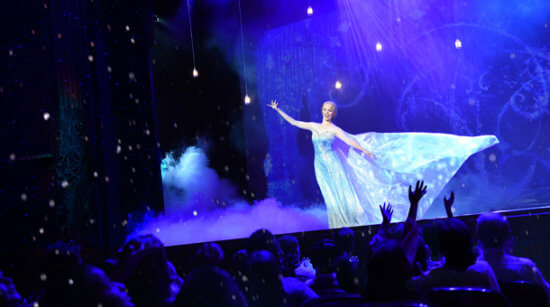 Frozen, A Musical Spectacular