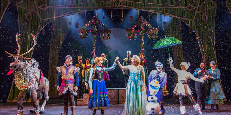 Disney Cruise Line's Broadway-style musicals