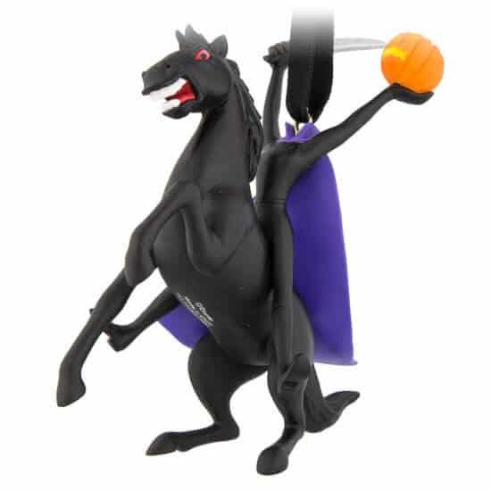 Headless Horseman Halloween Ornament Ichabod