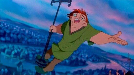 Quasimodo in The Hunchback of Notre Dame (1996)