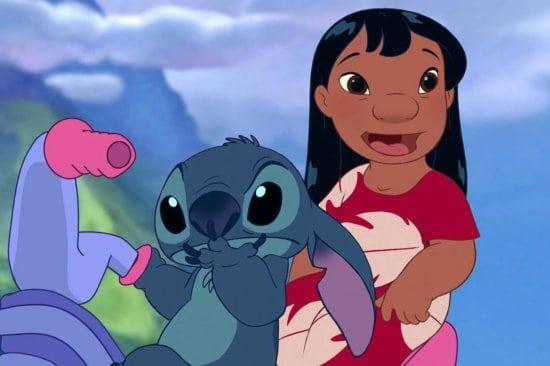 Lilo and Stitch 18th anniversary