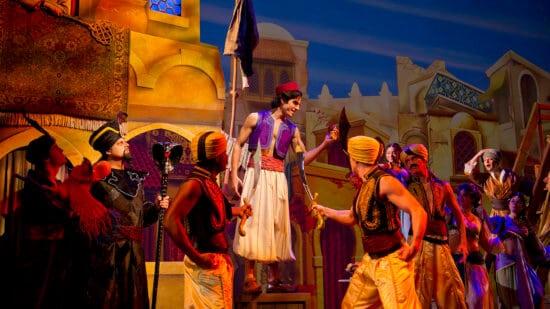 Disney fantasy Aladdin