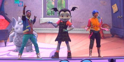 """Disney Junior Dance Party!"" premieres at Walt Disney World"