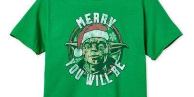 Star Wars Holiday T-Shirts