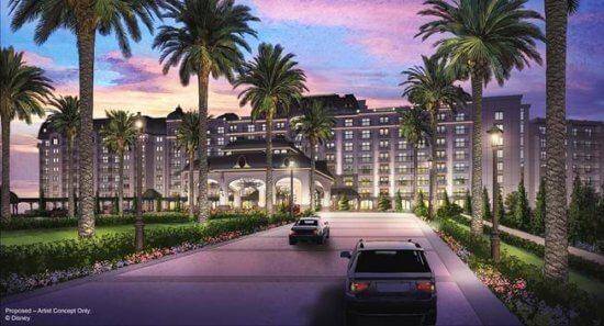 riviera resort concept