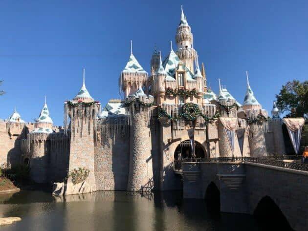 Disneyland's Sleeping Beauty Castle