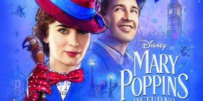 Mary Poppins Returns tickets