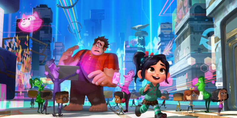 """Ralph Breaks the Internet: Wreck-Ralph 2"" hits theaters on Nov. 21, 2018."