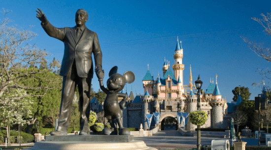 visit Disneyland