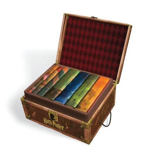 Bed Bath & Beyond Harry Potter books