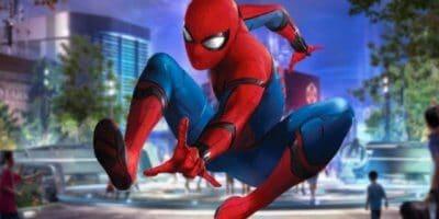 Spider-Man attraction