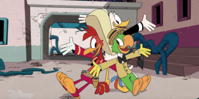 three caballeros