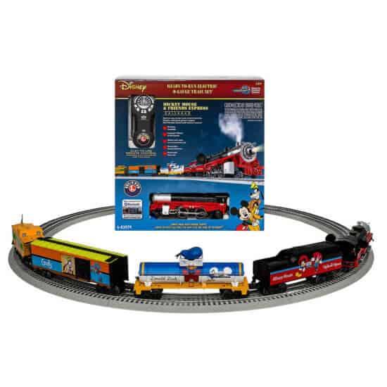 Mickey Train Set