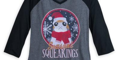 Disney holiday shirts