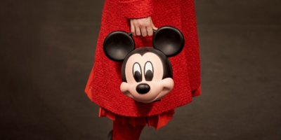 Gucci teams up with Disney