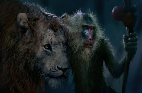 Lion King Live-action remake