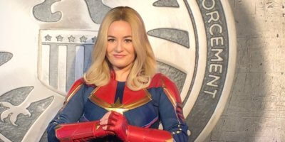 Captain Marvel Disney Cruise Line