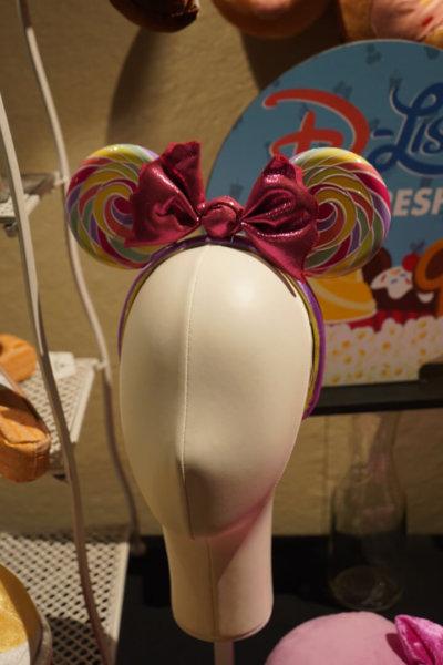 Lollipop Minnie Mouse Ears