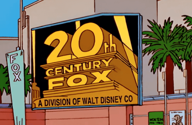 The Simpsons 20th Century Fox