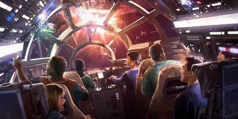 Millenium Falcon: Smuggler's Run