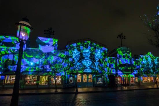 Mickey's Mix Magic Main Street