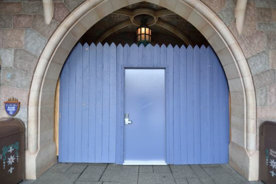 Sleeping Beauty Castle closes for refurbishment