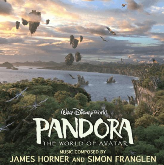 Pandora - The World of Avatar soundtrack