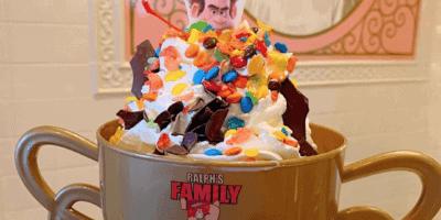 Vanellope's Ice Cream Sundae