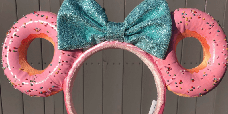Minnie Mouse Donut Ears