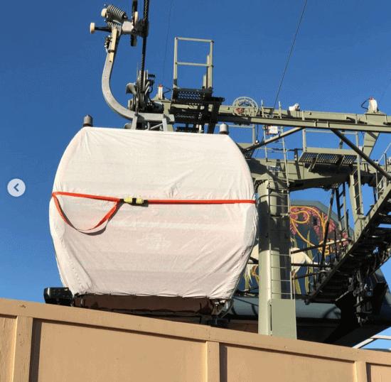 Disney Skyliner Gondola