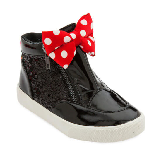 Minnie Mouse Bow Sneakers for Kids