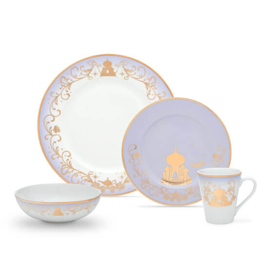 Disney Dinnerware Set - Aladdin design