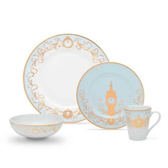 Disney Dinnerware Set - Cinderella design