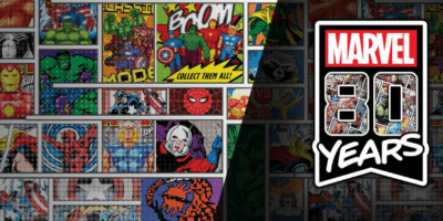 marvel 80th anniversary