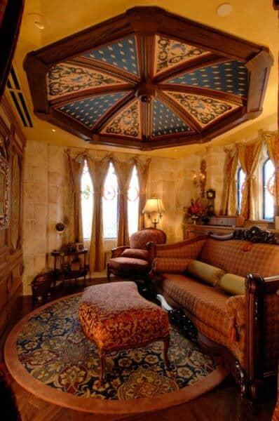 Inside Cinderella Castle Suite