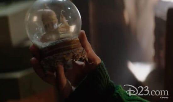 Mary Poppins snow globe