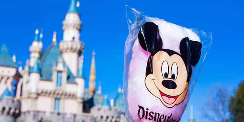 Disneyland Valentine's food