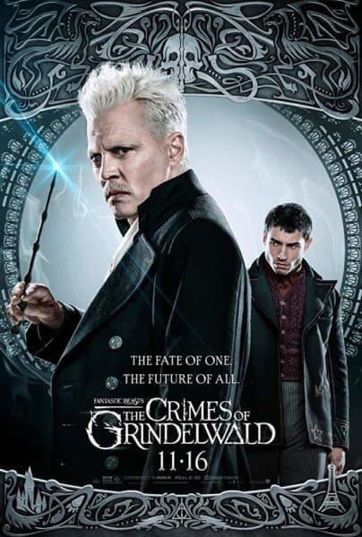 Crimes of Grindelwald Poster (2)